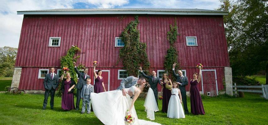 Barn Style Weddings, Receptions and Events   Hope Glen Farm