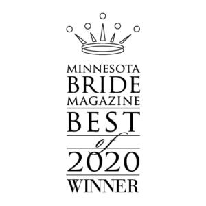 MN Bride Magazine Best of 2020